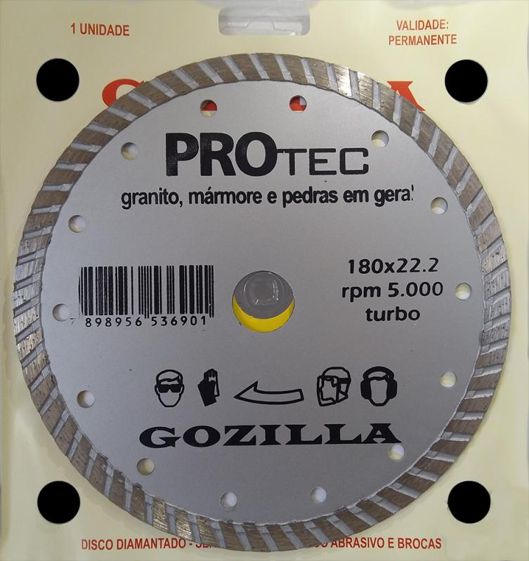 Comprar Disco Diamantado 180mm Vitória de Santo Antão - Disco Diamantado para Porcelanato