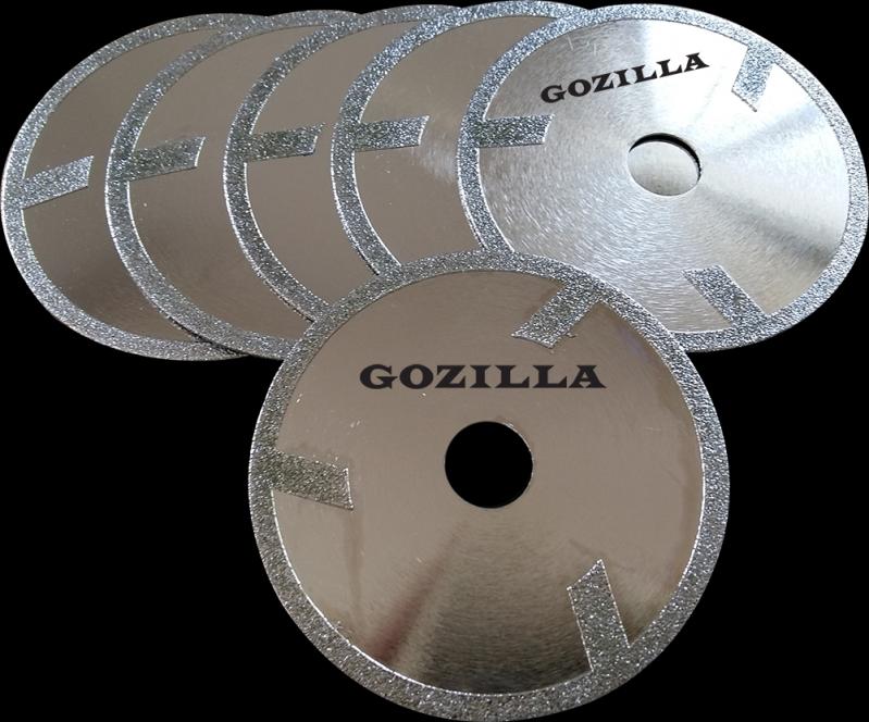 Disco de Corte para Acrílico Palhoça - Disco de Corte Inox