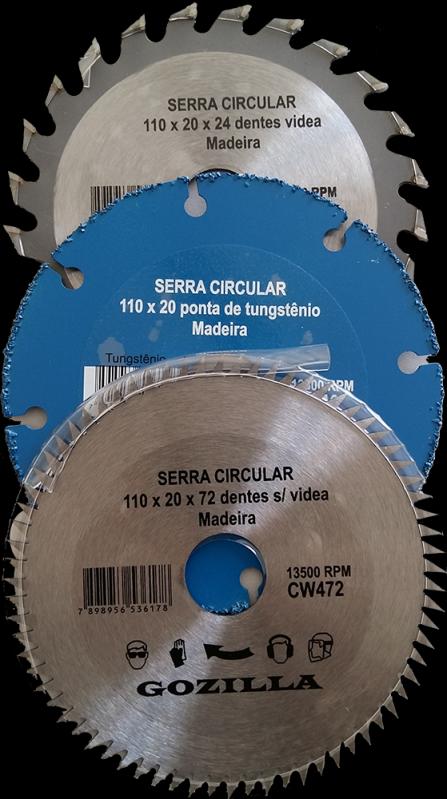 Disco de Corte para Madeira Valor Belém - Disco de Corte Inox 125 Mm