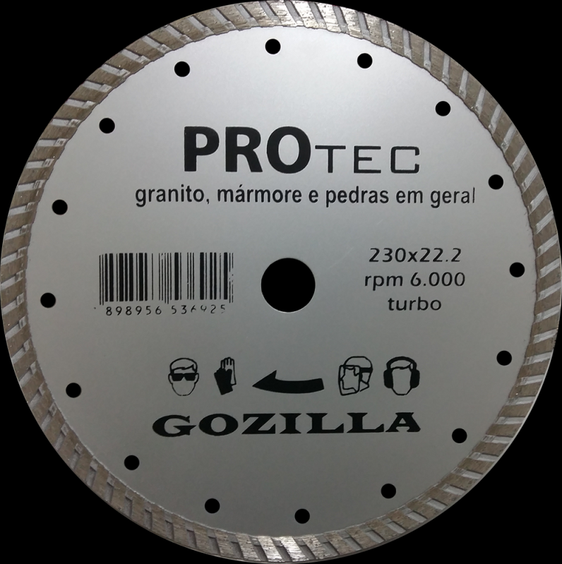 Disco Diamantado 230mm Preço Jaboticabal - Disco Diamantado Turbo