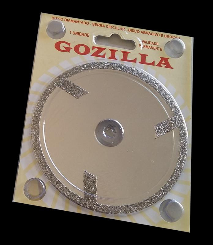 Discos de Corte Acrílico Limeira - Disco de Desbaste