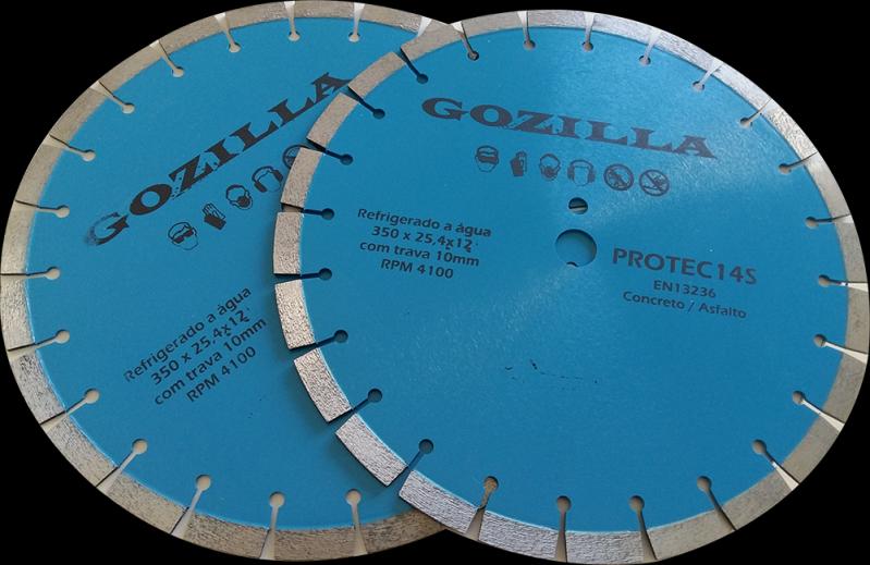 Discos de Corte Concreto Hortolândia - Disco de Corte Madeira