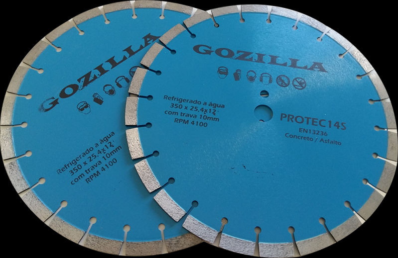Discos de Corte Concreto Piracicaba - Disco de Corte Acrílico