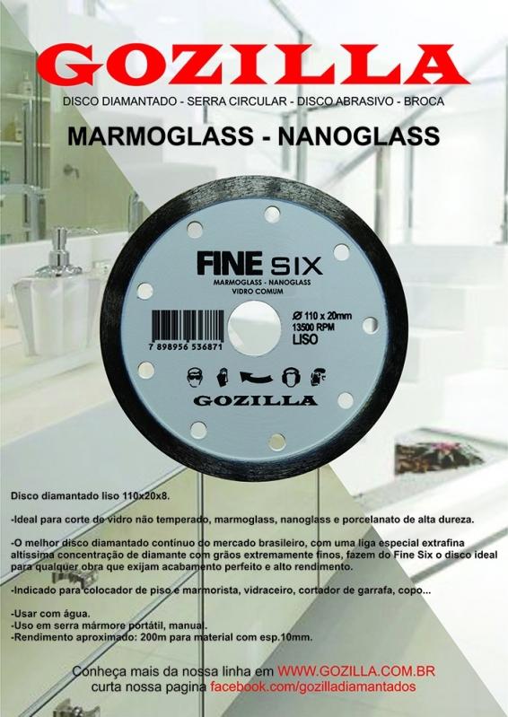 Discos Diamantados para Mármore Joinville - Disco Diamantado 230mm