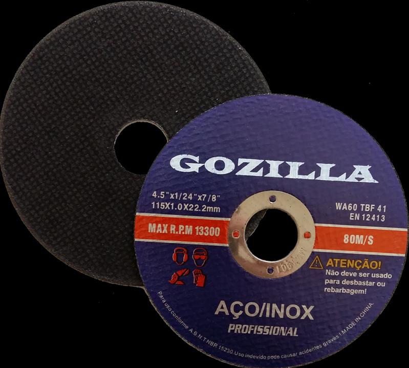 Fornecedor de Disco de Corte Abrasivo Inhumas - Disco de Corte Inox 125 Mm
