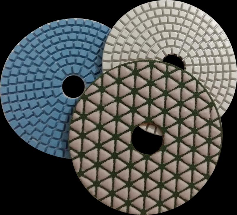 Lixa Diamantada com Velcro Vinhedo - Lixa Brilho Seco