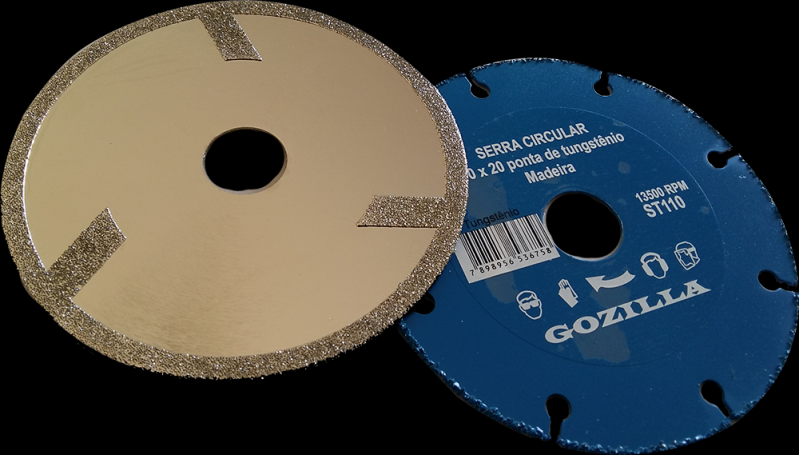 Loja para Comprar Disco de Corte Acrílico Goiânia - Disco de Corte Acrílico