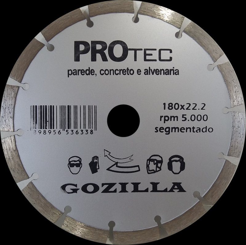 Onde Comprar Disco Diamantado 180mm Maranhão - Disco Diamantado para Porcelanato