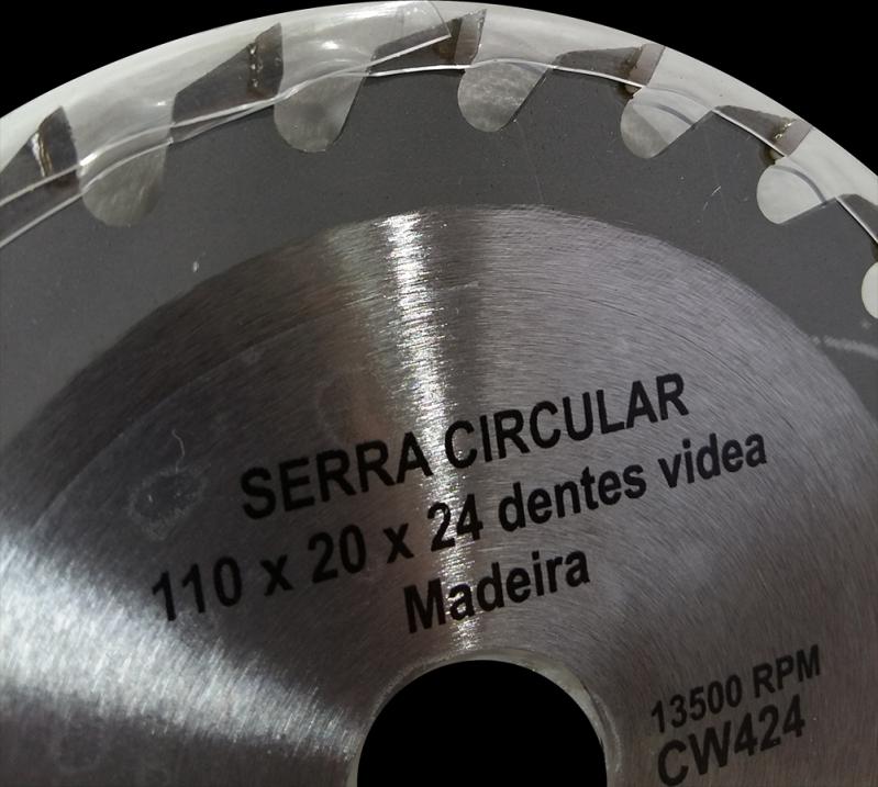 Procuro Comprar Serra de Madeira 110x24 Hortolândia - Serra para Madeira de Bancada
