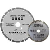 serra circular para cortar concreto